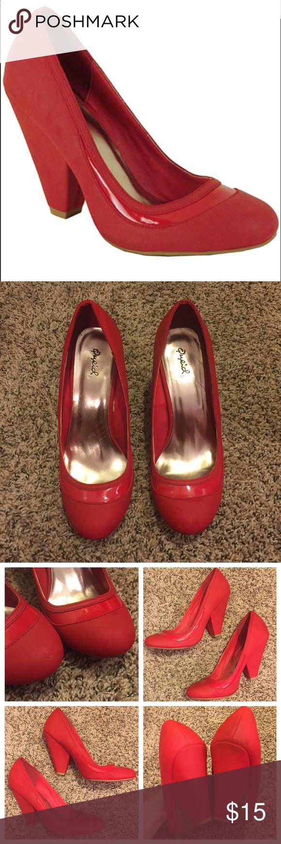 32a39e36c09b Sassy Red Heels Super cute red heels