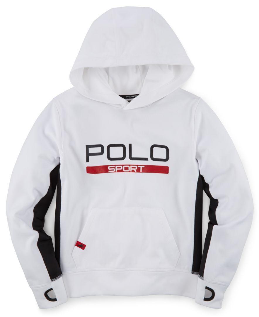 ed4a754ce Ralph Lauren Boys  Polo Sport Hoodie