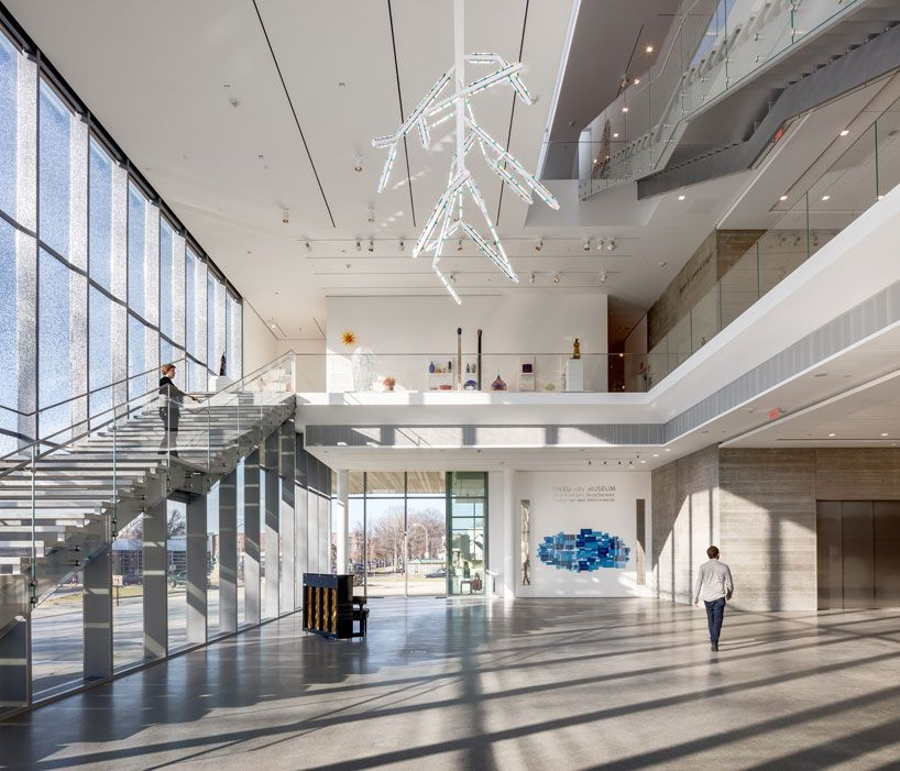 Why Completes Contemporary Overhaul Of Kentucky S Speed Art Museum Speed Art Museum Art Galleries Architecture Modern Architecture