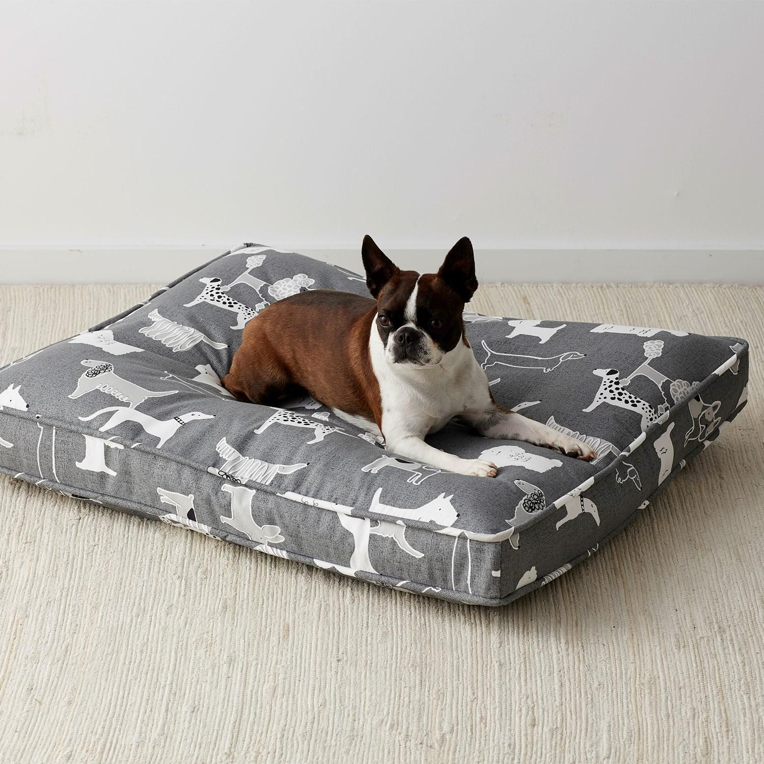 Rectangular Dog Bed Cover Proud Pet Covered Dog Bed