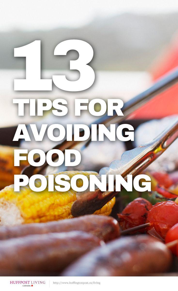 13 tips for avoiding food poisoning - http://huff.to/1o6EsgU