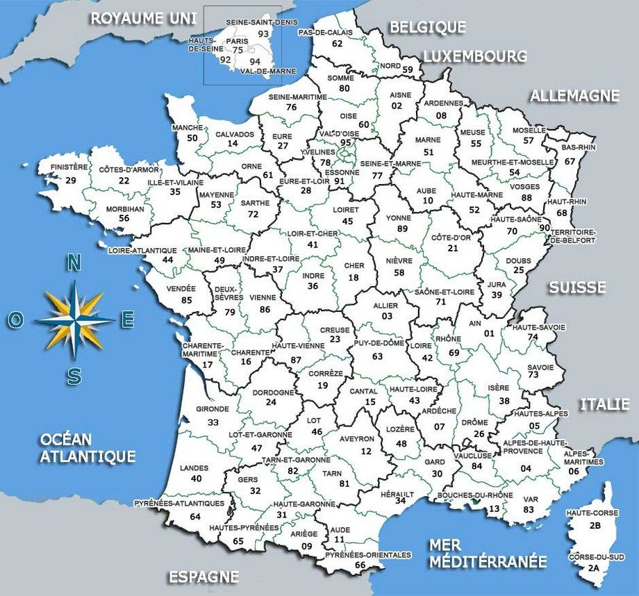 carte-france-departements