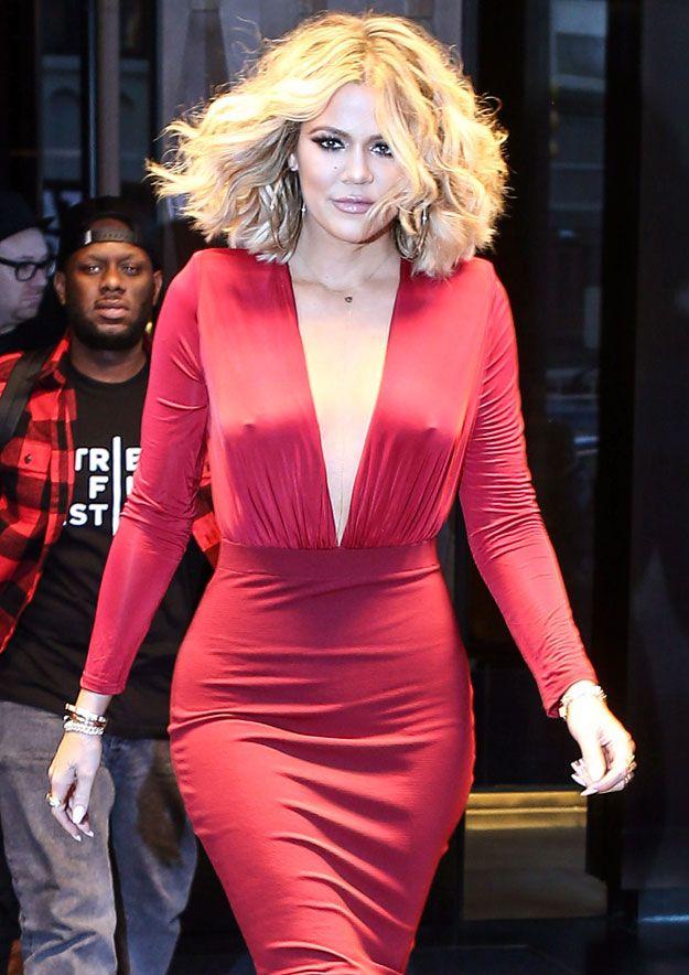 Kardashian käänsi katseet asuvalinnallaan – nännit nöpöttivät ja stringit vilkkuivat! - Antero Alhonen - Käyttäjiltä - Seiska Live