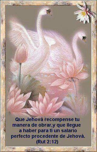 Nos recompensara con vida eterna