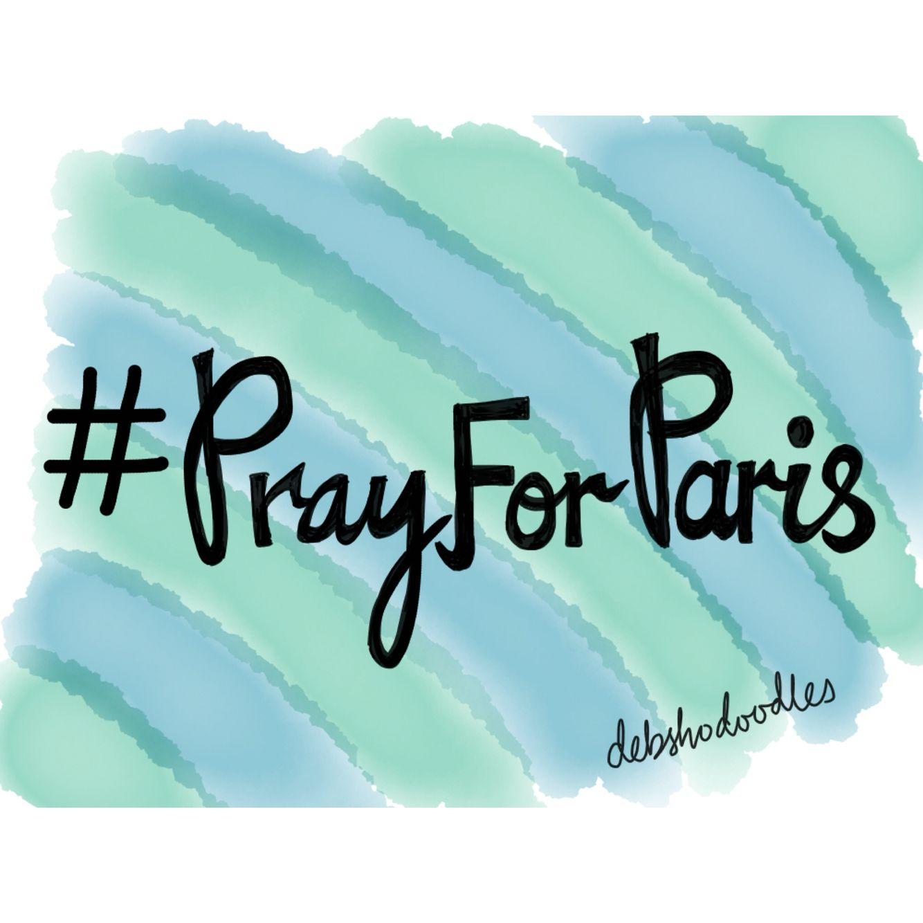 #ParisAttacks #PrayForParis