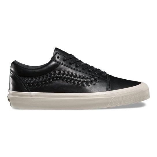 Livraison et retour sont toujours gratuits. Achetez Chaussures cuir tressé  Old Skool sur le site officiel Vans dés aujourd'hui !