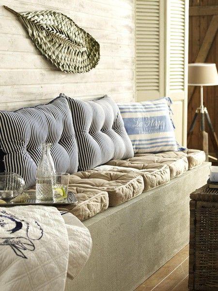 hamptons style so gelingt der elegante beachlook raum einrichten neues zuhause und sylt. Black Bedroom Furniture Sets. Home Design Ideas