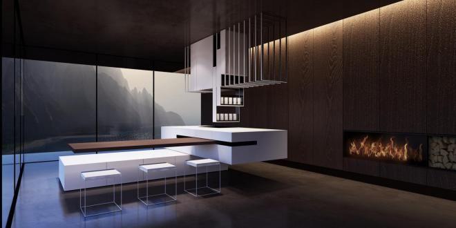 Charming Eine Moderne Kochinsel Für Luxuriöse Küchen   FresHouse