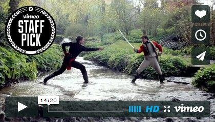 Duel at Blood Creek