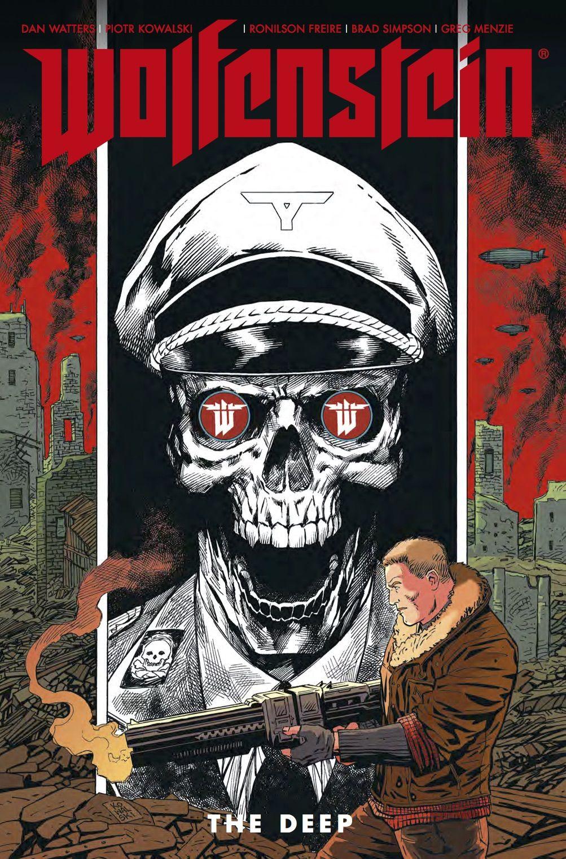 Comics Wolfenstein and Tekken will appear on 19 december