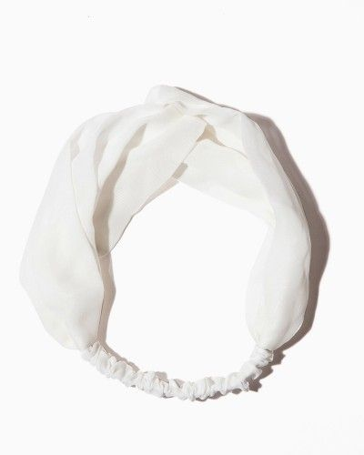 Avery Chiffon Head Wrap | Hair Accessories | charming charlie