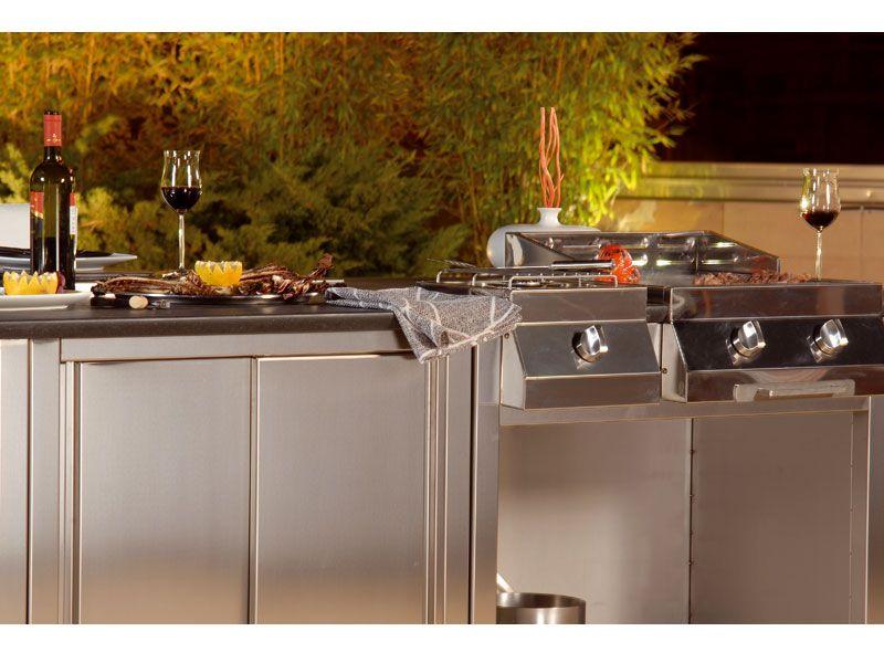 outdoor kitchens modular outdoor kitchens kitchen q from bianchi rh pinterest com