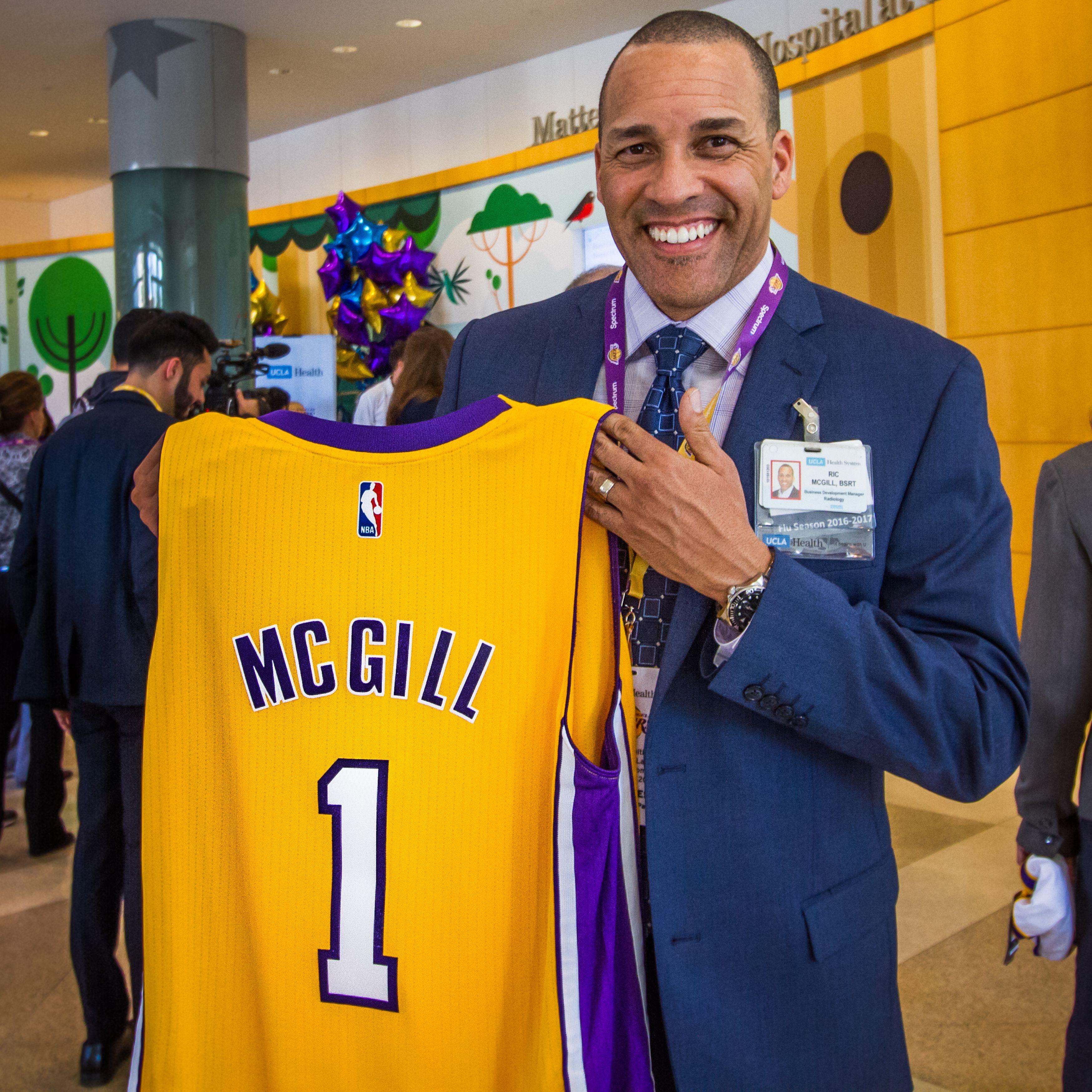 Partnership Ucla: Pin On UCLA Health And Lakers