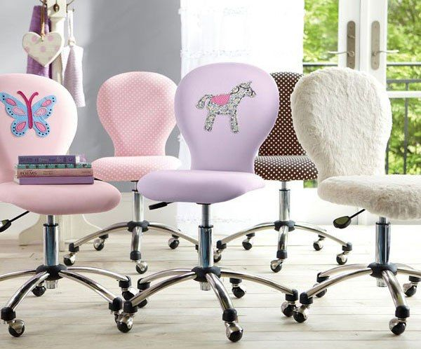 cute girly chairs cute chairs pinterest schreibtisch tisch und st hle. Black Bedroom Furniture Sets. Home Design Ideas