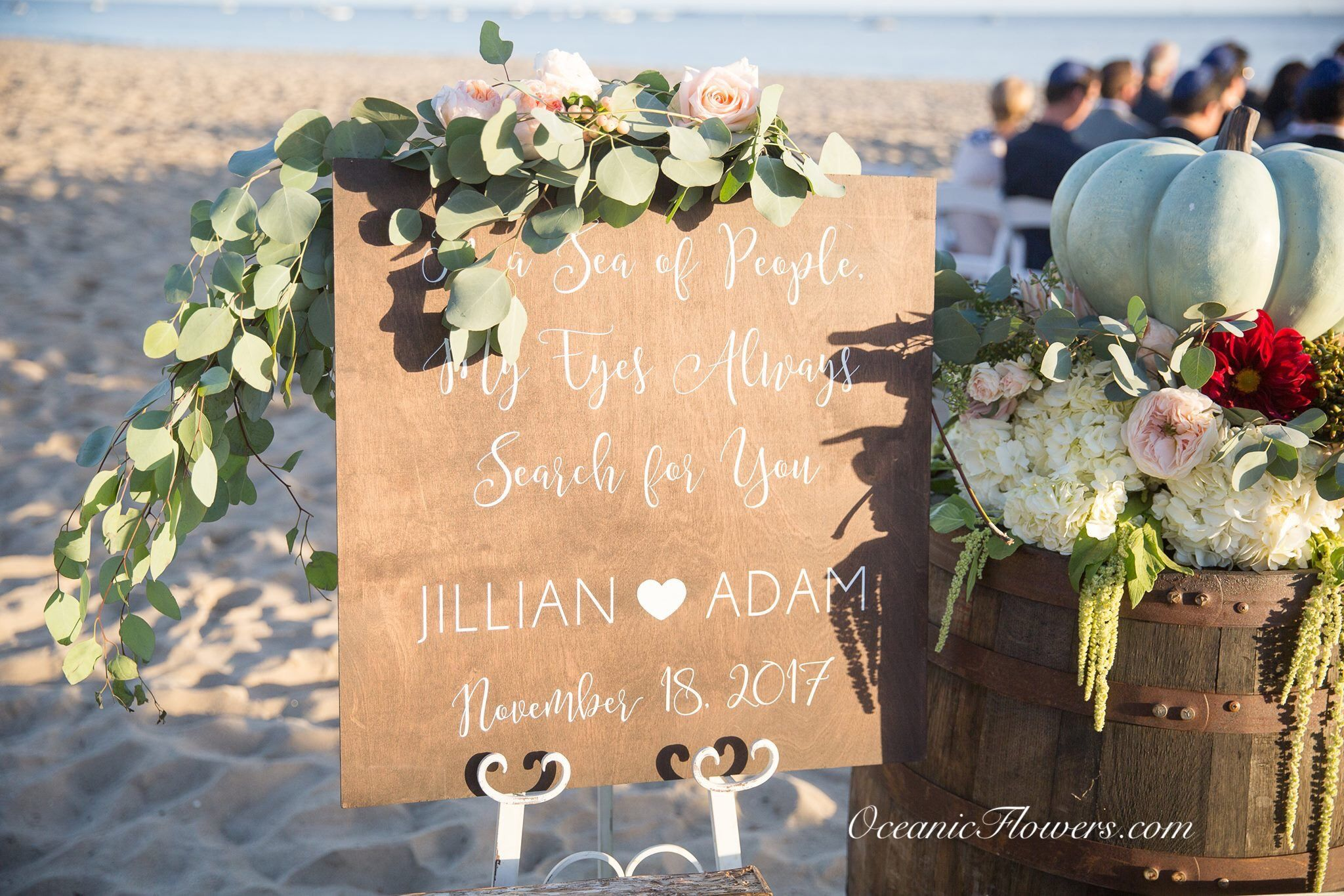 Pin by Oceanic Flowers on Ceremony Decorations  Pinterest