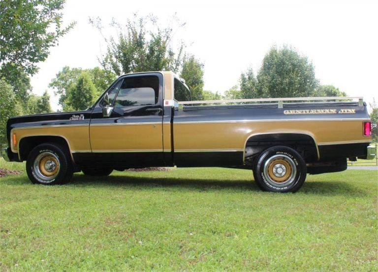 all of 73 87 chevy and gmc special edition pickup trucks part i rh pinterest com
