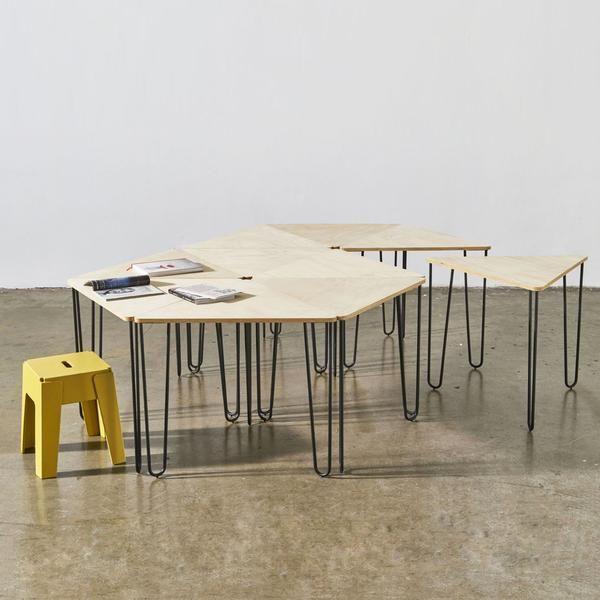 fractal dining table furniture dining table furniture bedside rh pinterest com