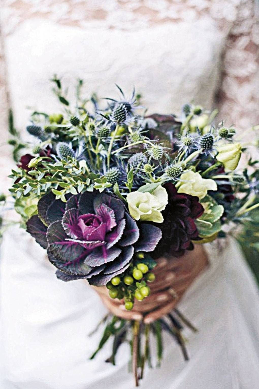 Wedding Flowers & Bouquets in 2020 Herb wedding, Wedding