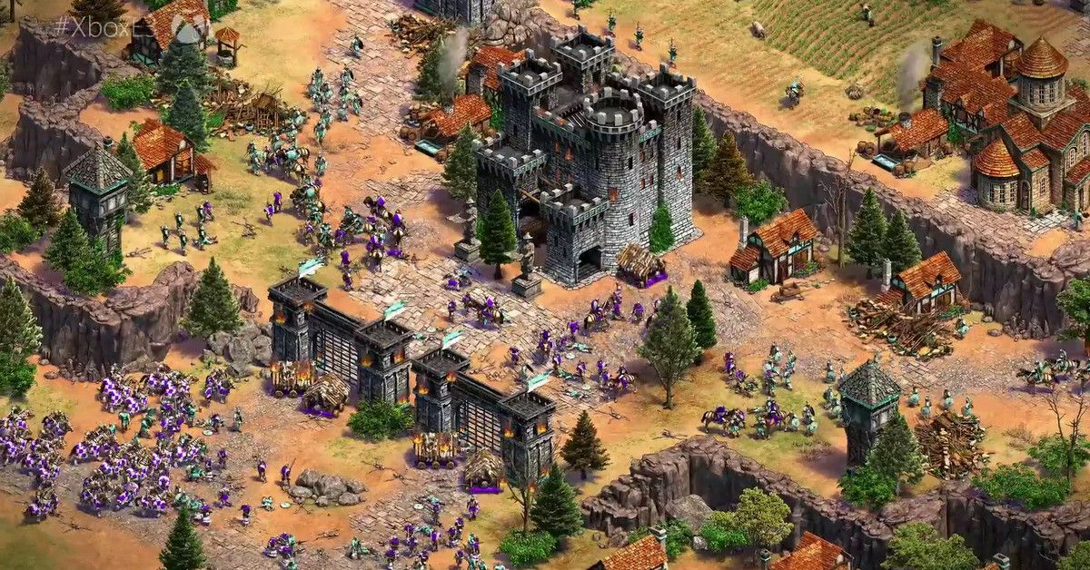 Age Of Empires 2 Definitive Edition And New Campaign Coming To