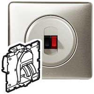 prise haut parleur legrand c liane mat riel electrique celiane appareillage electrique et. Black Bedroom Furniture Sets. Home Design Ideas