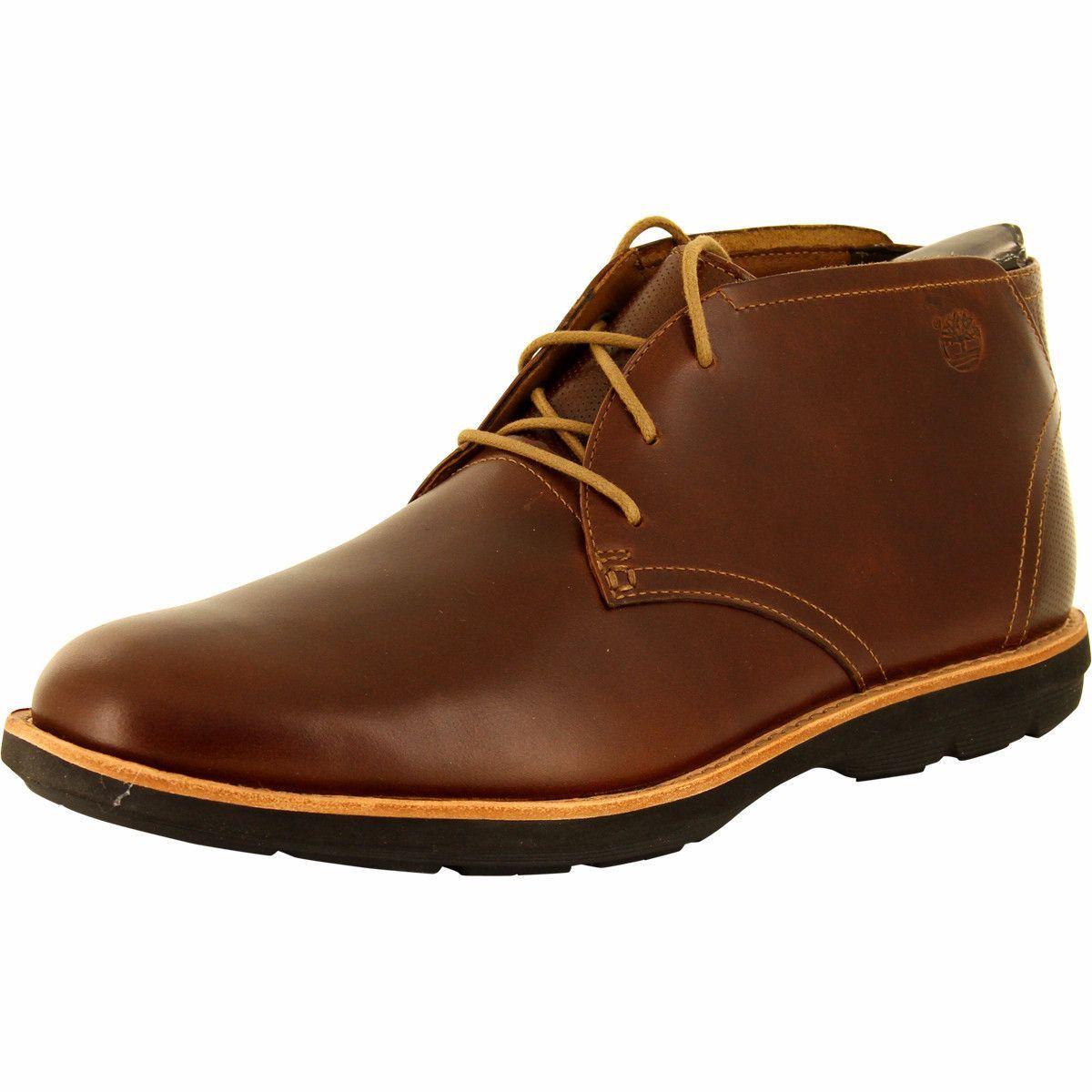 023519410595 Timberland - Men s Earthkeepers Kempton Chukka Boots - Brown Full Grain