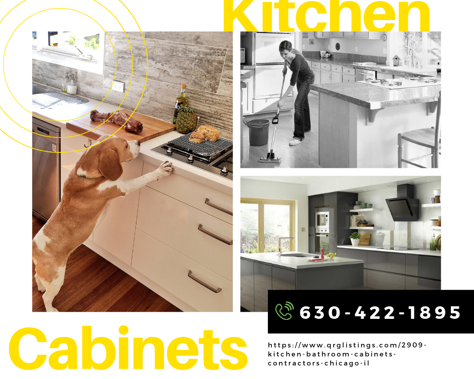 Best Kitchen Cabinets Contractors Chicago IL | Affordable ...