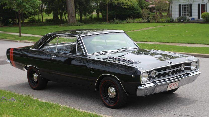 1968 Dodge Dart Gts 383 Ci Multiple Award Winner 1968 Dodge
