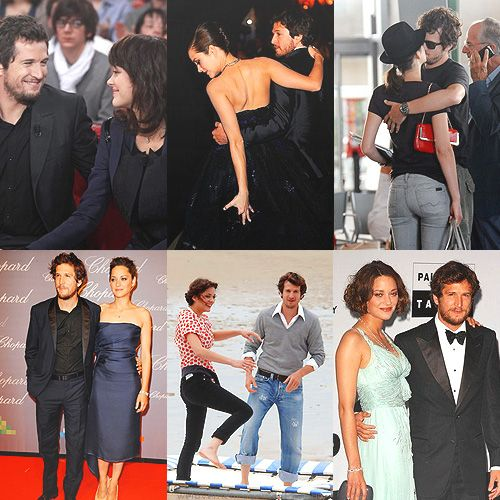 Lovelovelove With Images Guillaume Canet Marion Cotillard