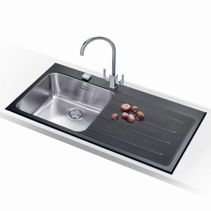 franke ceramic kitchen sinks unique 11 best glass kitchen sinks rh pinterest com