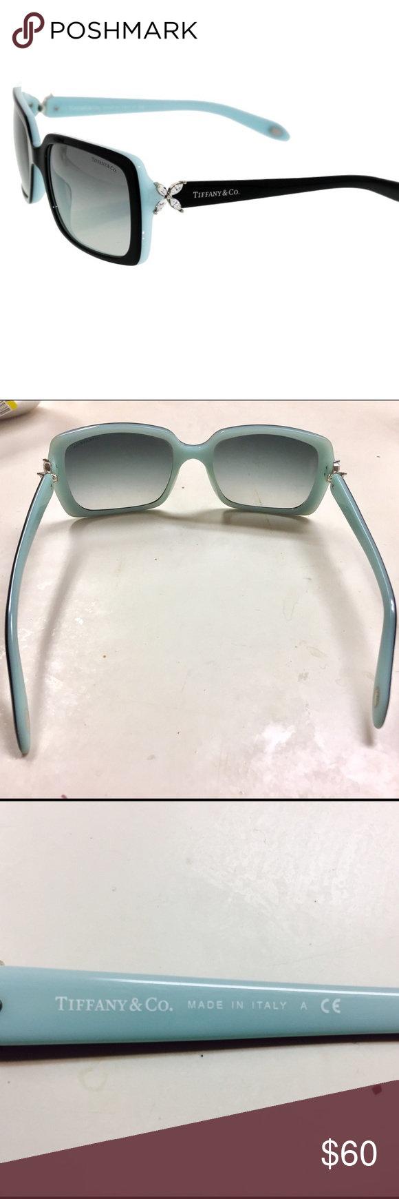 ecc16cb2dbf TIFFANY SUNGLASSES TIF 4047B BLACK 8055 3C TIF4047 I bought in Amazon with  237 . I lost the original sunglasses box. But I can give you another box  instead.