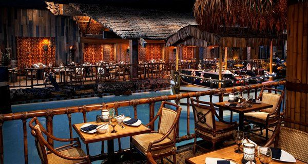 The Tonga Room at The Fairmont