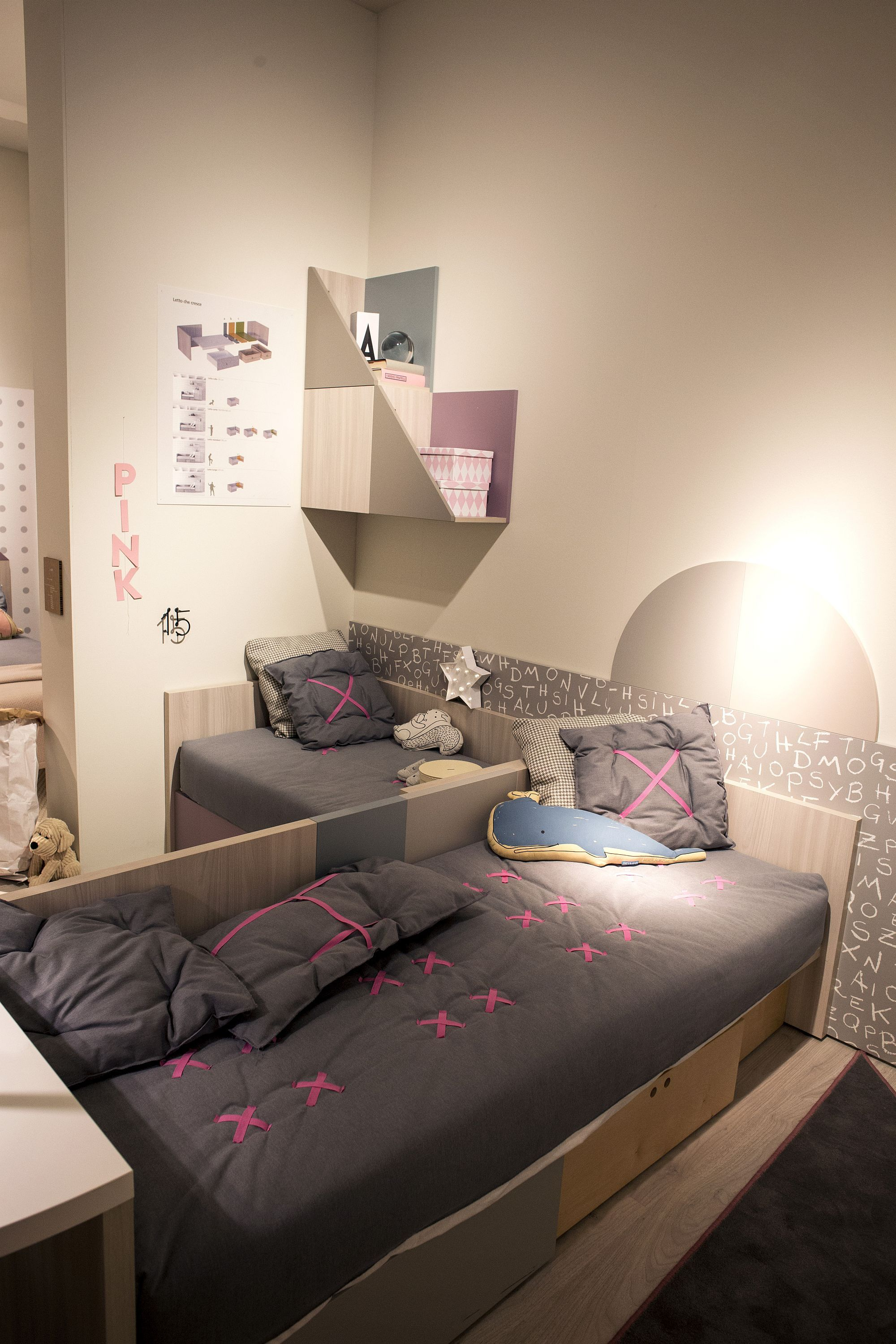 50 Latest Kids Bedroom Decorating And Furniture Ideas Small