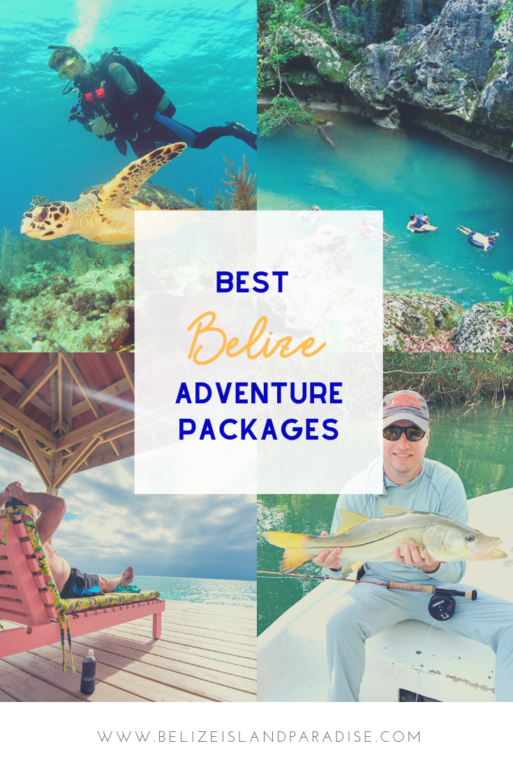 Explore Adventure Package Options For Your Next Belize