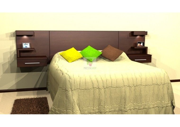 Resultado de imagen para respaldo de cama de madera modernos ...