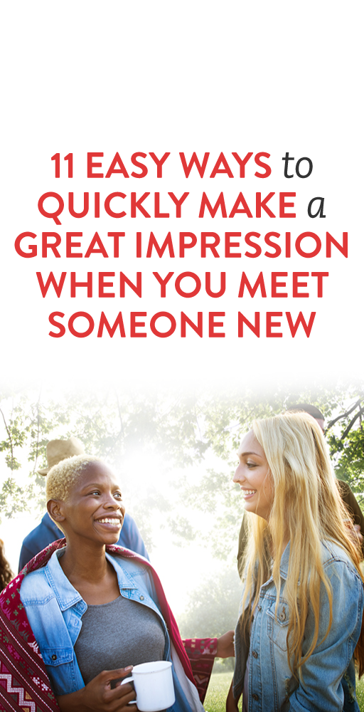 Tips to meet someone new