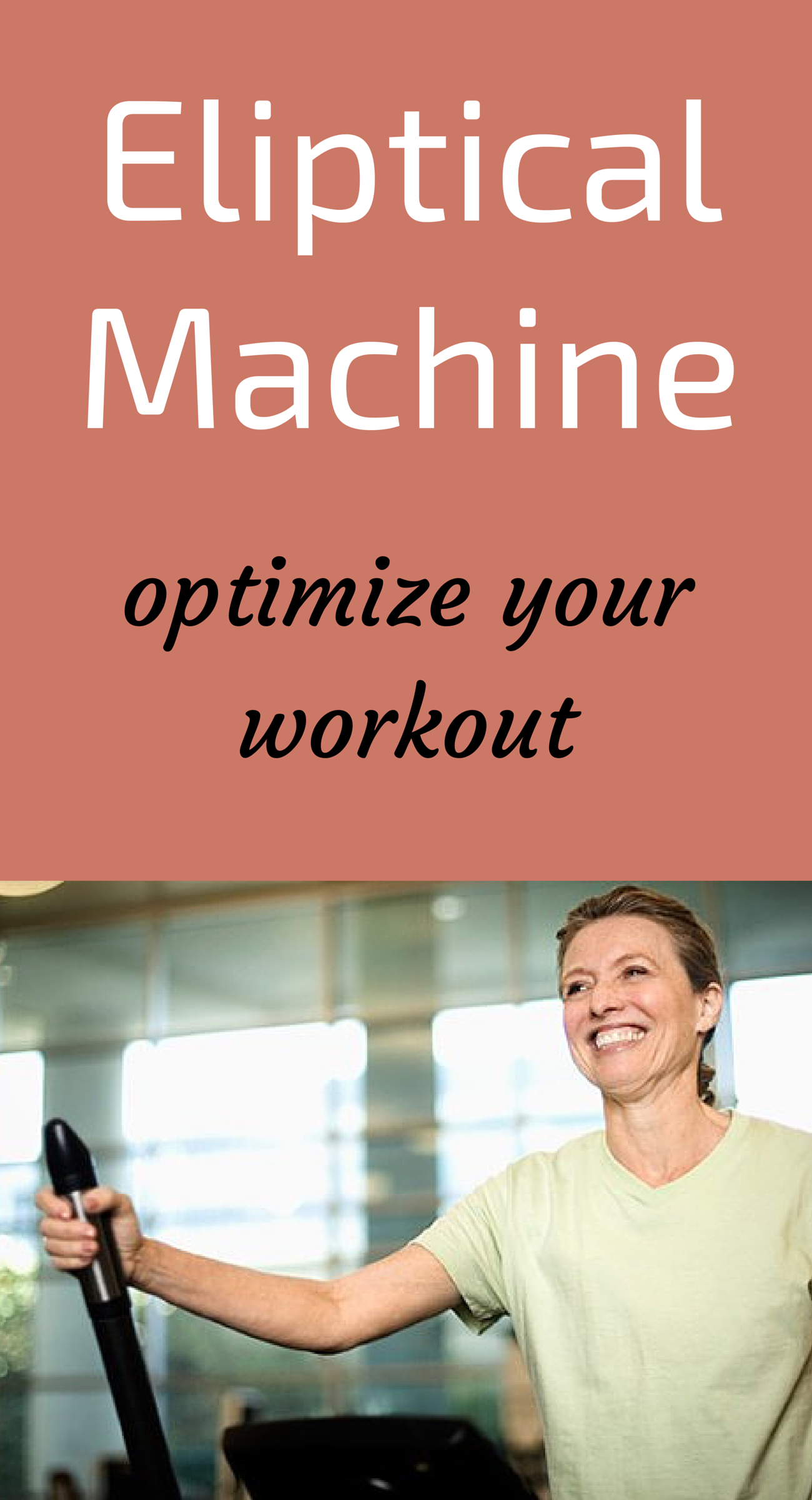 How to Actually Get a Good Workout on the Elliptical Machine pictures