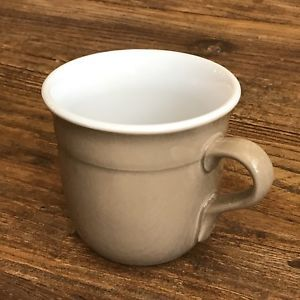Emile Henry Rare Vintage Mug Oak