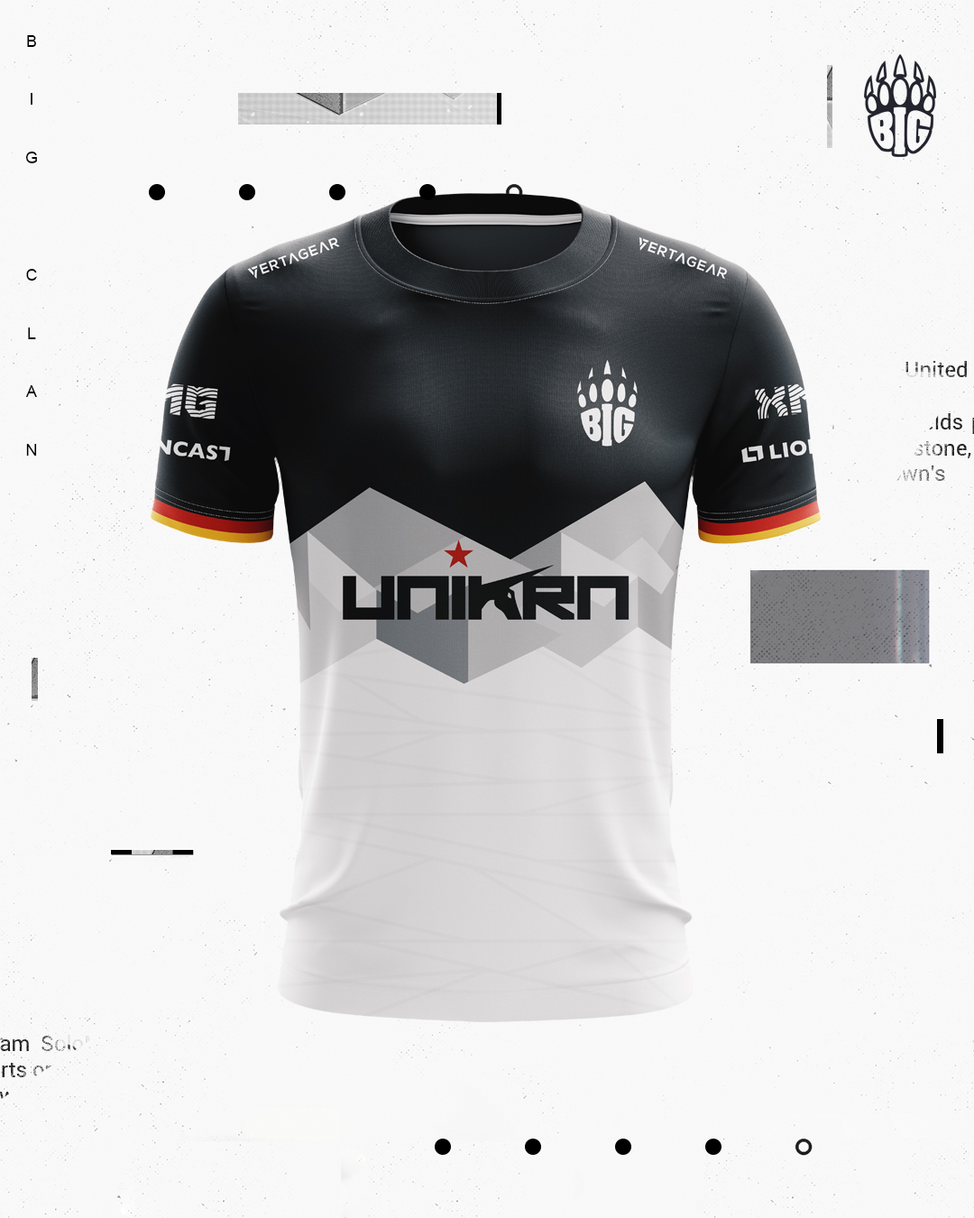 Download Whesley Brancaleone On Behance Sport Shirt Design Jersey Design Sports Jersey Design