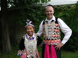 An example of a Hmong marriage  | Government | Hmong wedding