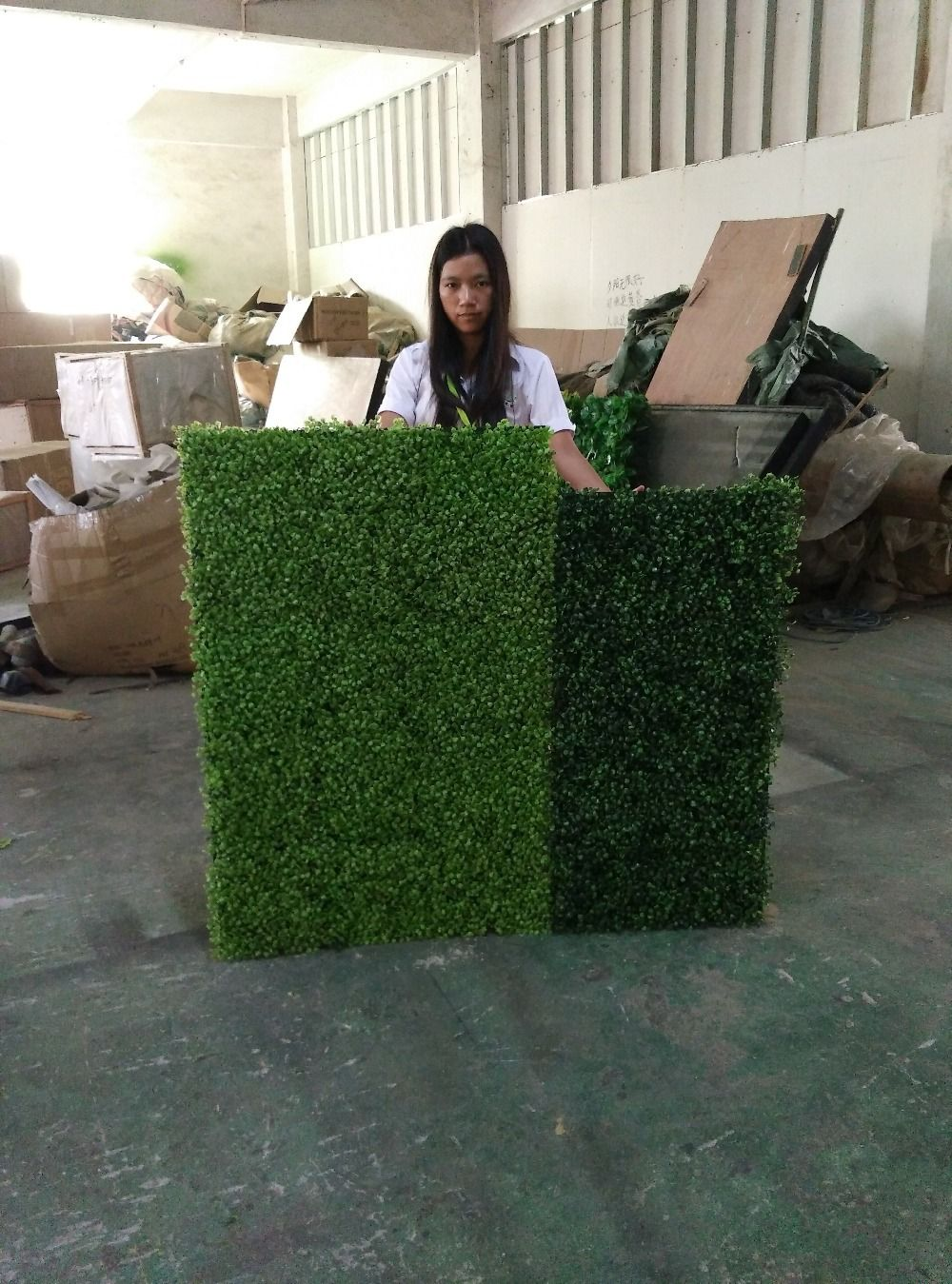 Factory Price Indoor Artificial Grass Turf For Wall Decoration Green Artificial Small Artificial Plants Artificial Grass Wall Artificial Plants Outdoor