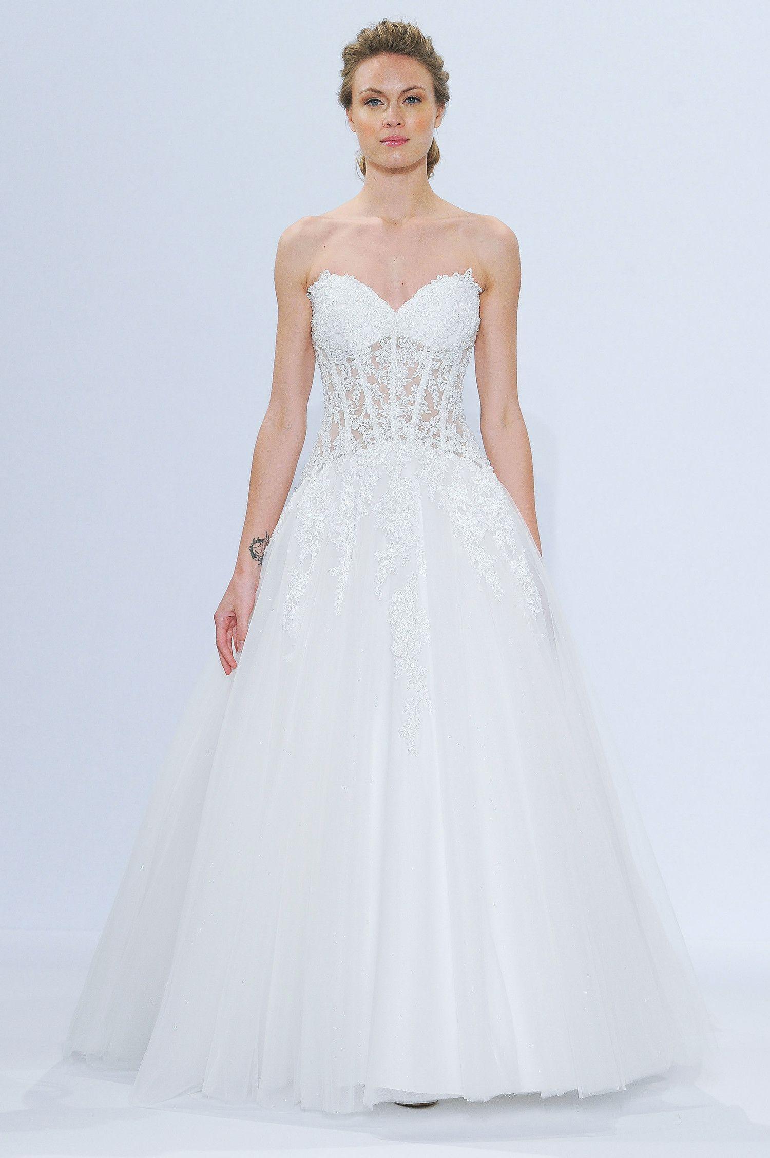 Randy Fenoli Spring 2018 Wedding Dress Collection Bridal