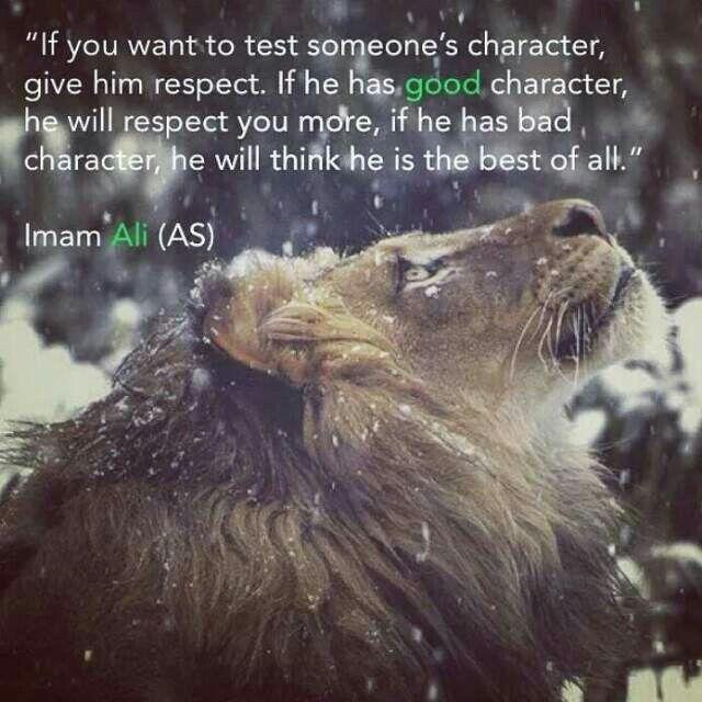 Non Muslim Perspective On The Revolution Of Imam Hussain: Imam Ali Quotes, Ali