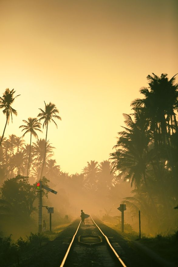 Sri Lanka surf trip... possibility for June 13 ;)
