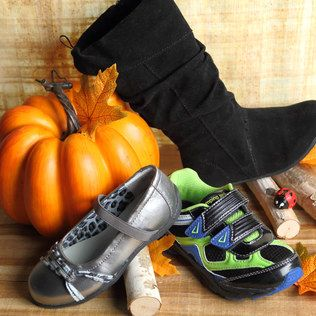 Fall shoe styling | zulily