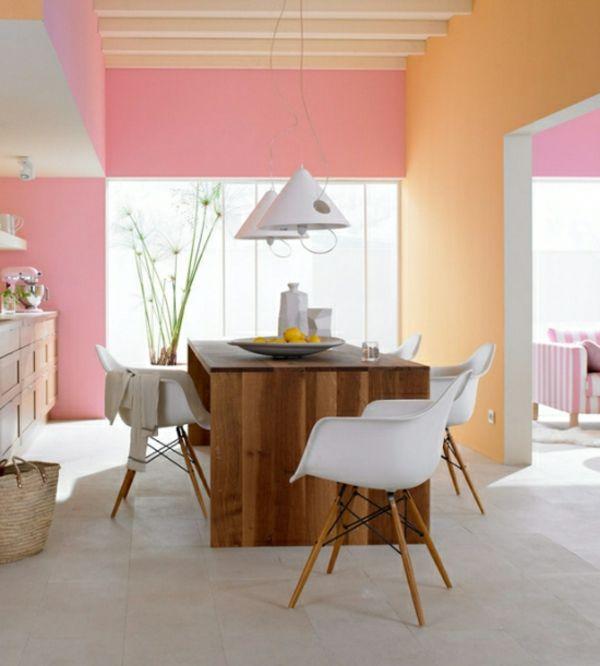 Fantastisch Rosa, Pfirsich In Der Küche