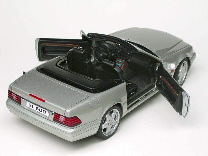 1 18 mercedes sl 600 r129 von autoart modelcarforum. Black Bedroom Furniture Sets. Home Design Ideas