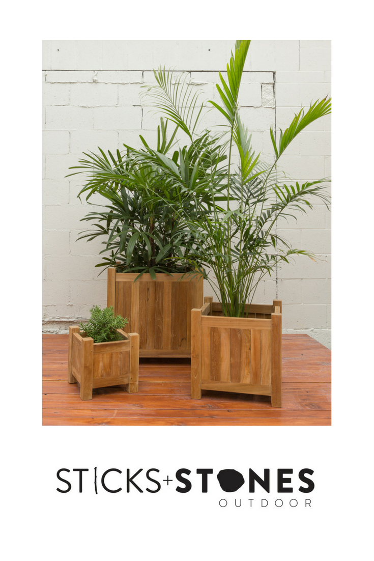 Teak the ultimate material made for the outdoors Our Plantation
