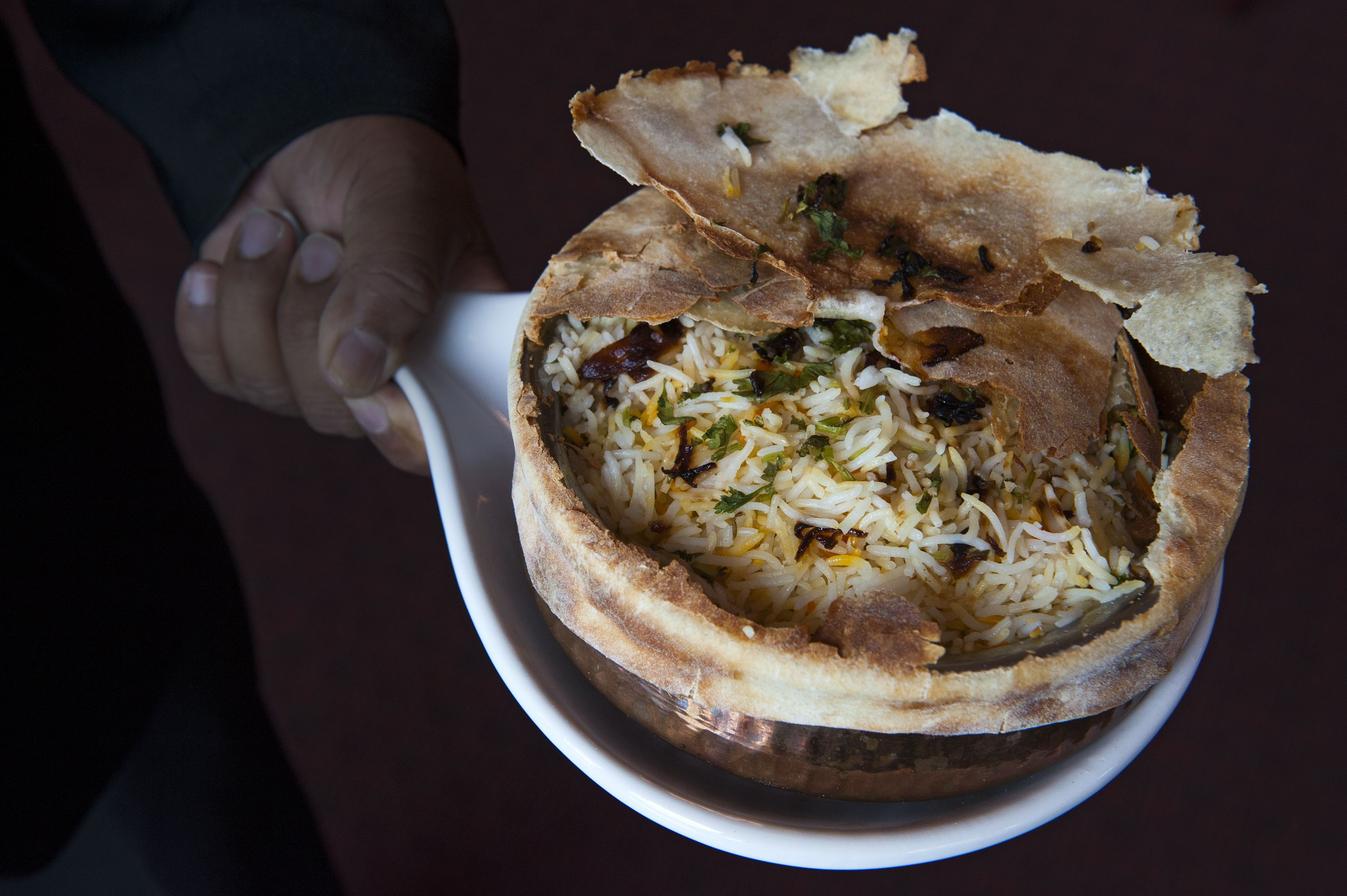 London Curry House - on the list of places to go next in northern Virginia.