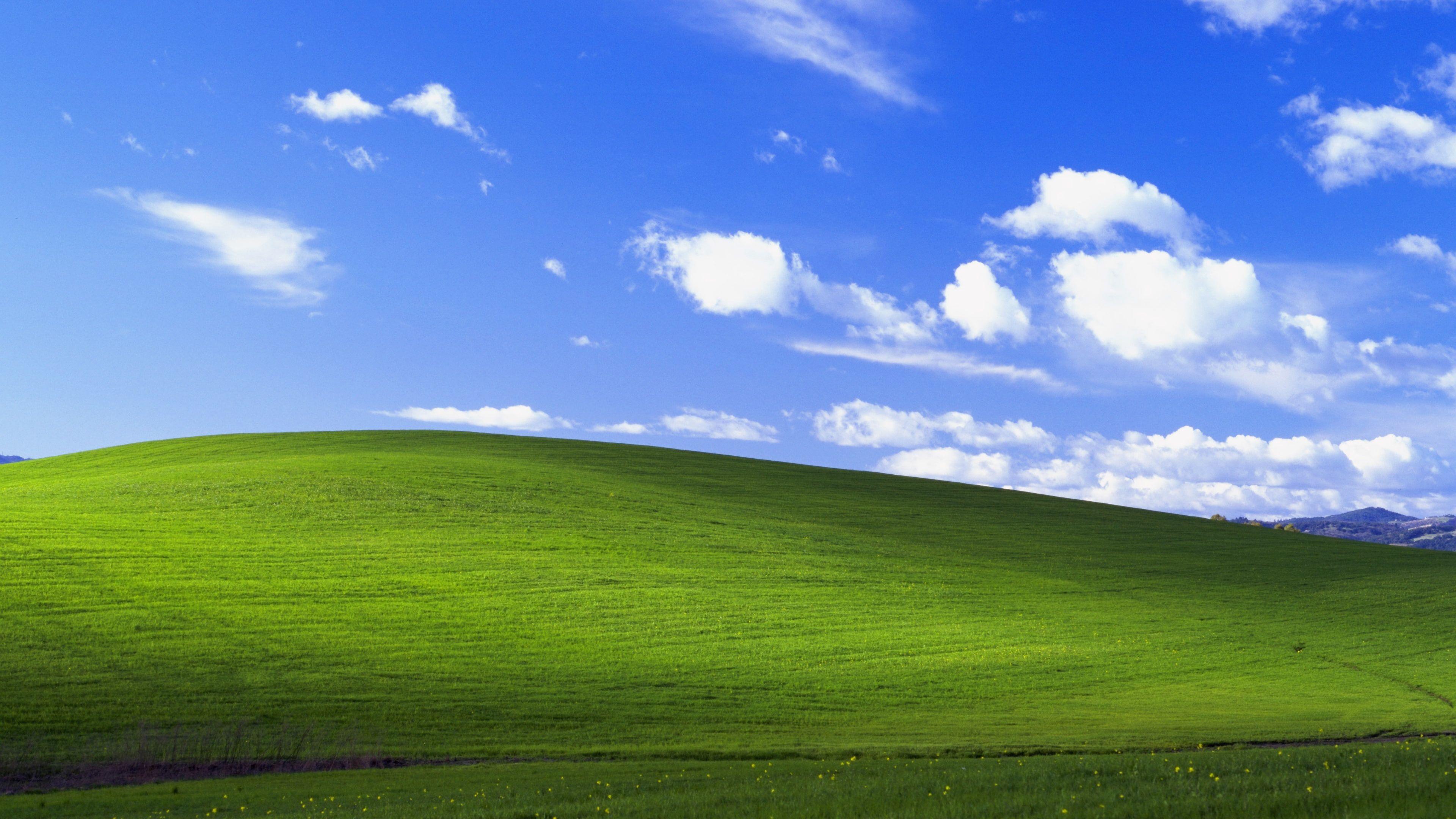 Landscape 4k Bliss Windows Xp Stock 4k Wallpaper Hdwallpaper Desktop In 2020 Windows Wallpaper Windows Xp Backgrounds Desktop