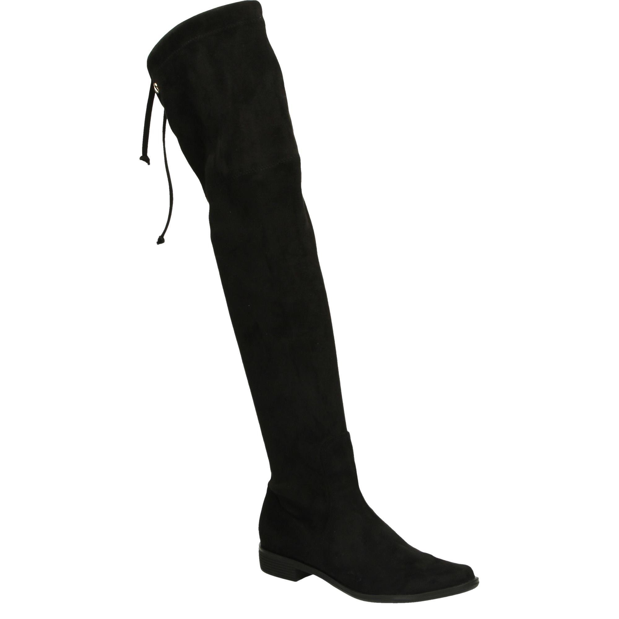 Kozaki Knee Boots Boots Over Knee Boot